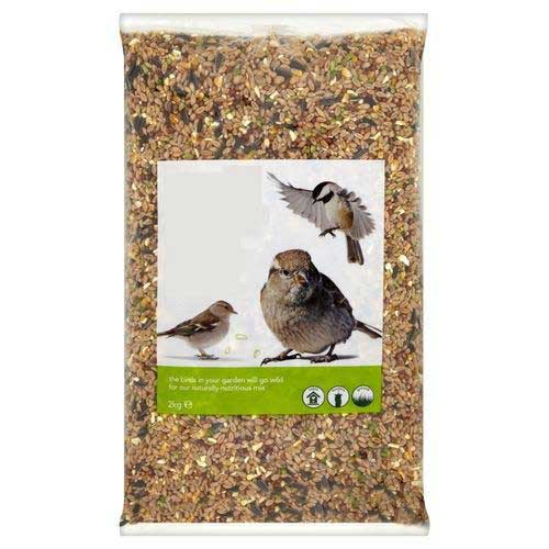 Bird Feed Packaging